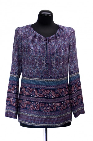 Schnittmuster Bluse Ryde